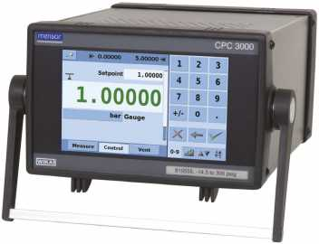 Mensor - CPC3000 (Pneumatic High-Speed Pressure Controller